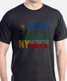 Blessing 5 Autistic Niece T-Shirt