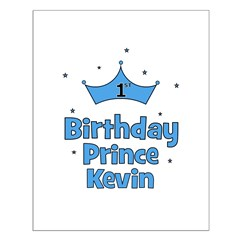 1st Birthday Prince Kevin! Posters