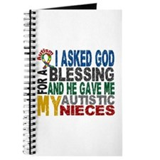 Blessing 5 Autistic Nieces Journal