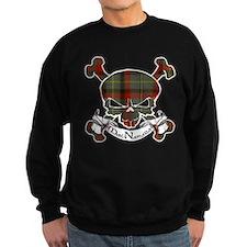 MacNamara Tartan Skull Sweatshirt
