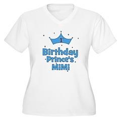 1st Birthday Prince's MiMi! T-Shirt