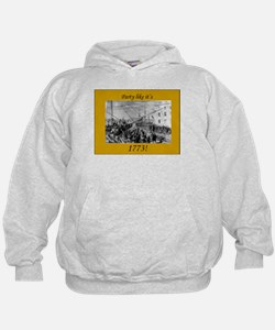 Cute Tea party 2009 Hoodie