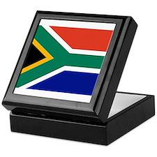 South Africa Keepsake Box