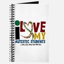 I Love My Autistic Students 2 Journal