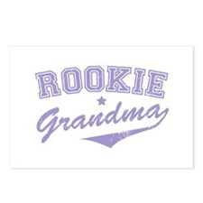 Rookie Grandma Postcards (Package of 8)