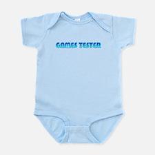 Games Tester Infant Bodysuit