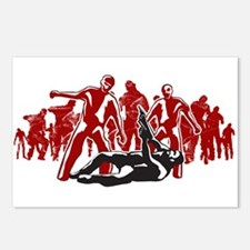 I Hate Zombies Postcards (Package of 8)