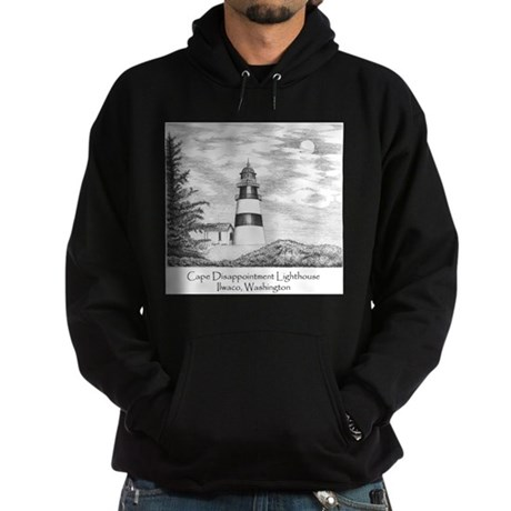 Cape Disappointment Hoodie (dark)