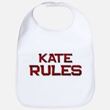 kate rules Bib