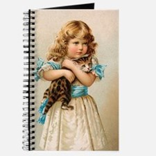 """Victorian Girl"" Journal"