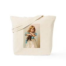 """Victorian Girl"" Tote Bag"