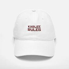 karlee rules Cap