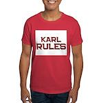 karl rules Dark T-Shirt
