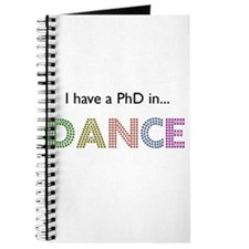 PhD in Dance Journal