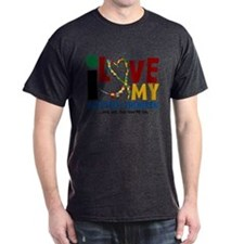 I Love My Autistic Children 2 T-Shirt