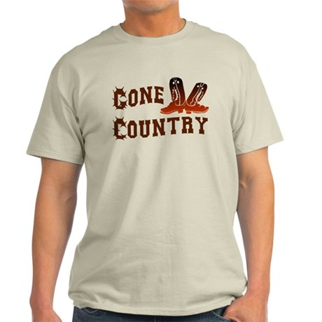 Gone Country Light T-Shirt