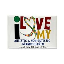 I Love My Autistic & NonAutistic Grandchildren 2 R