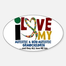 I Love My Autistic & NonAutistic Grandchildren 2 S