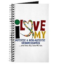 I Love My Autistic & NonAutistic Grandchildren 2 J