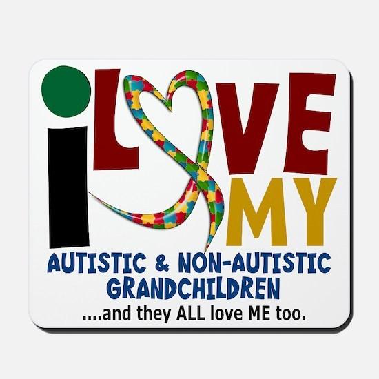 I Love My Autistic & NonAutistic Grandchildren 2 M