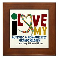 I Love My Autistic & NonAutistic Grandchildren 2 F