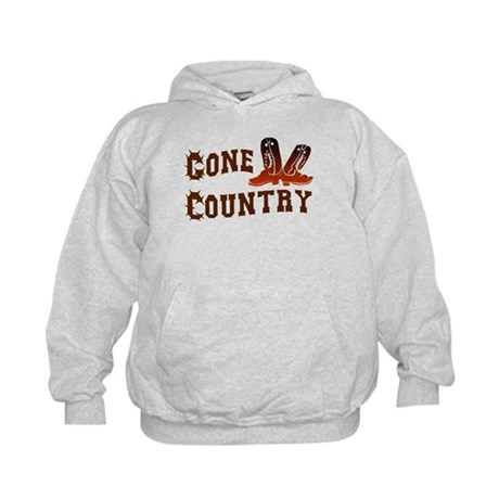Gone Country Kids Hoodie