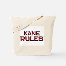 kane rules Tote Bag