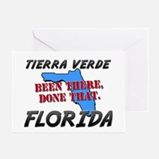 tierra verde florida - been there, done that Greet
