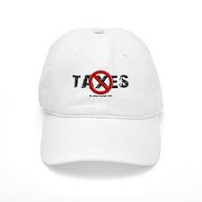 No Taxes Baseball Cap