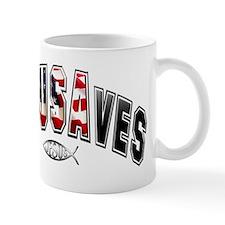 USA Jesus Mug