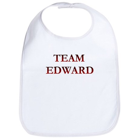 Team Edward Bib