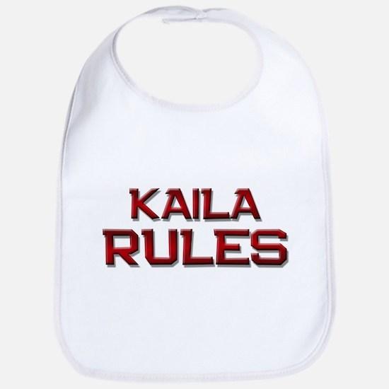 kaila rules Bib