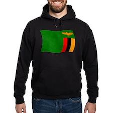 Zambia Flag 2 Hoodie