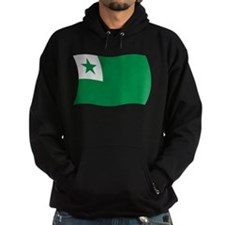 Esperanto Flag 2 Hoodie