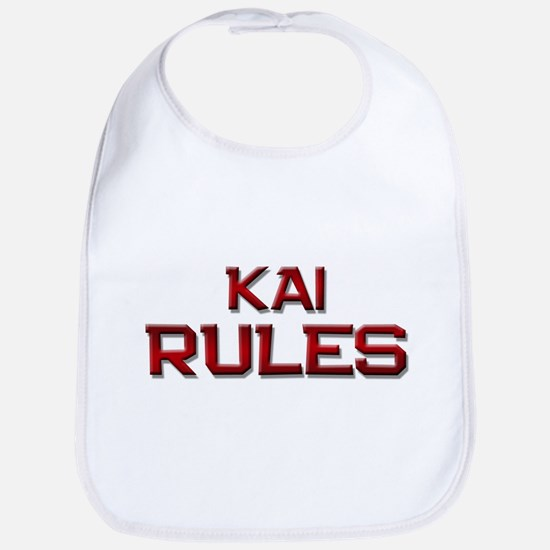 kai rules Bib