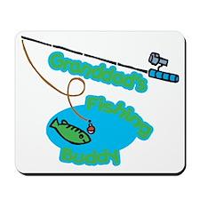 Granddad's Fishing Buddy Mousepad