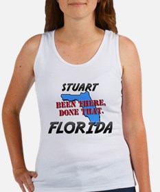 stuart florida - been there, done that Women's Tan