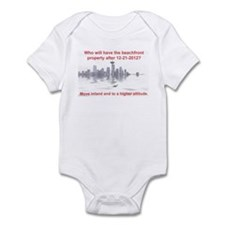 Unique 2012 end of the world Infant Bodysuit