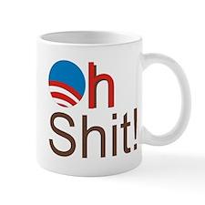 Oh Shit! Obama Mug