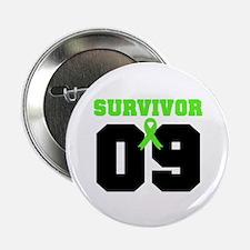 "Lymphoma Survivor 9 Years 2.25"" Button (10 pack)"