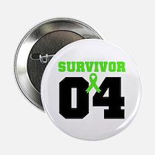 "Lymphoma Survivor 4 Years 2.25"" Button (10 pack)"