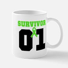Lymphoma Survivor 1 Years Mug