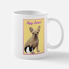 Happy Easter French Bulldog Mug