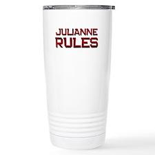 julianne rules Travel Mug
