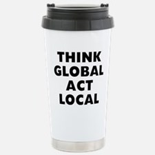 Think Global Travel Mug