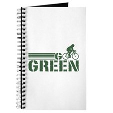 Go Green Cycling (female) Journal