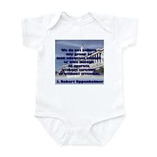 Scrutinize Congress Infant Bodysuit