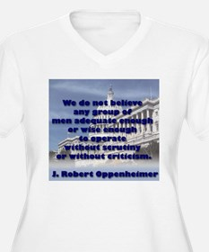 Scrutinize Congress T-Shirt