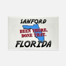 sanford florida - been there, done that Rectangle
