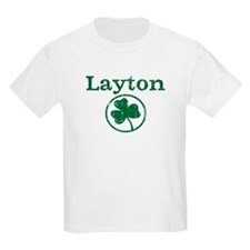 Layton shamrock T-Shirt
